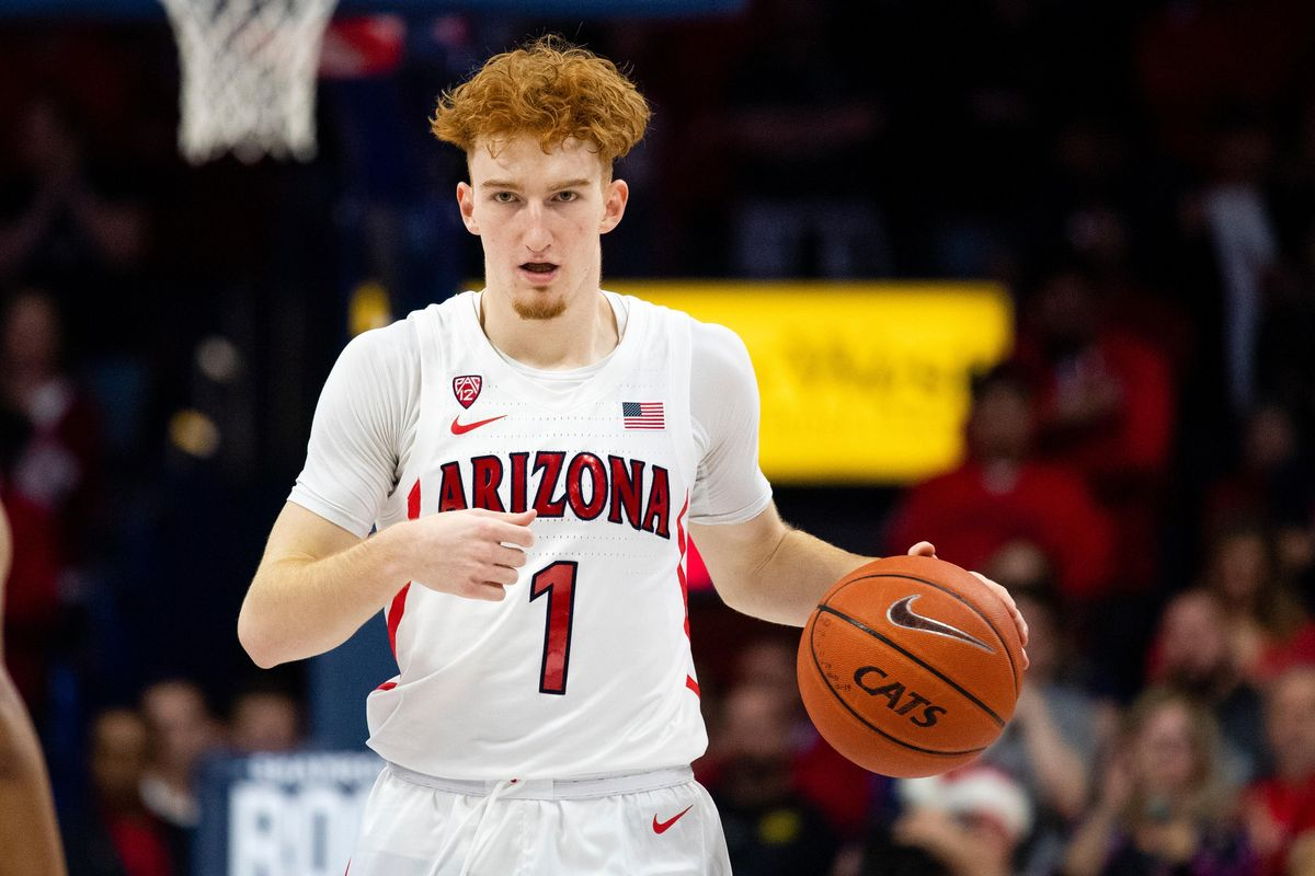 Nico Mannion, Arizona
