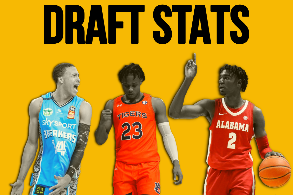 NBA Draft Stats
