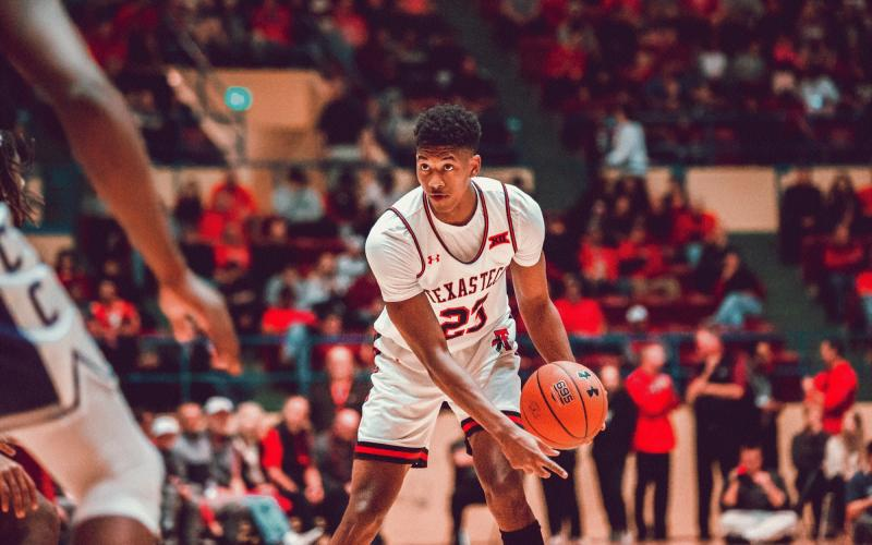 Jarrett Culver, Texas Tech