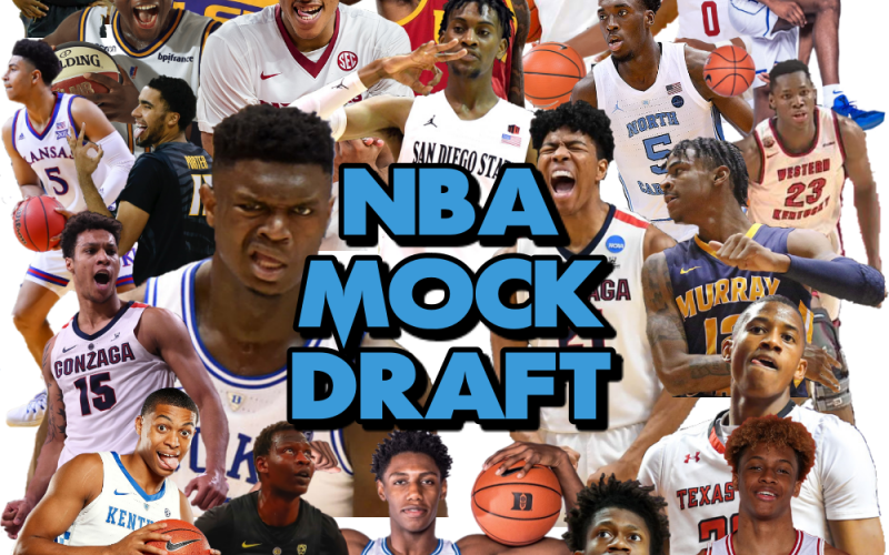 2019 NBA Mock Draft