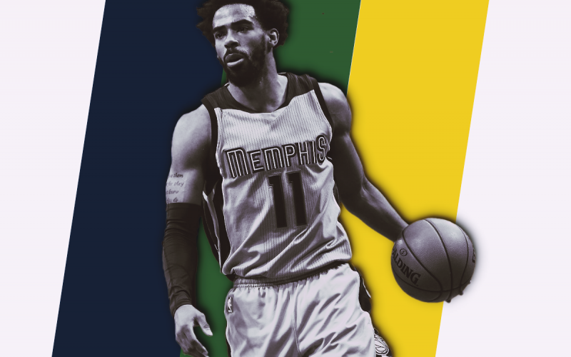 Mike Conley, Utah Jazz