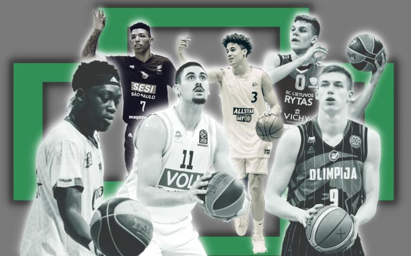 NBA Draft International Prospects 2019