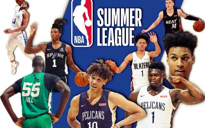 NBA Summer League Storylines