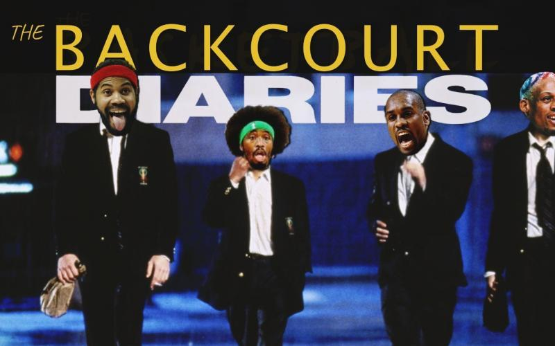 Backcourt Diaries