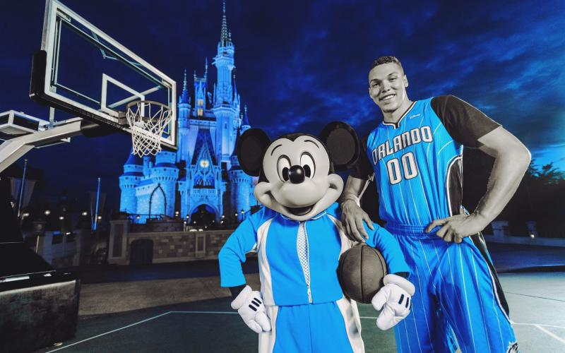NBA in Disney World
