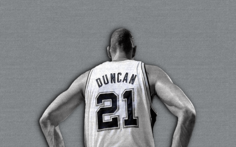 Tim Duncan History Lesson