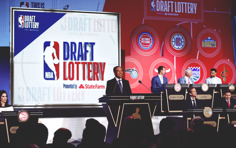 NBA Draft Lottery 2020