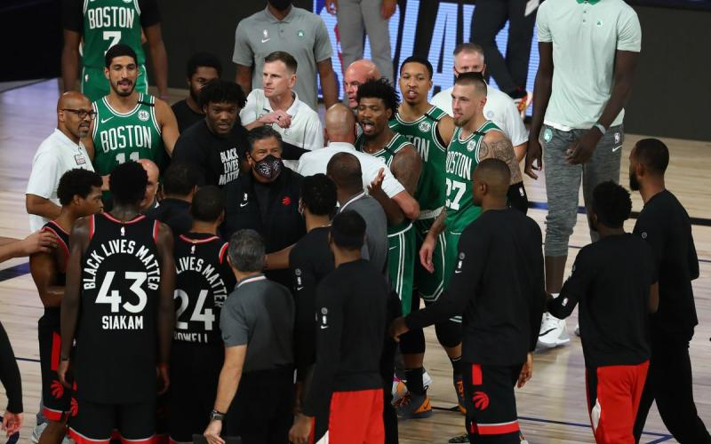 Boston Celtics vs Toronto Raptors, Game 6