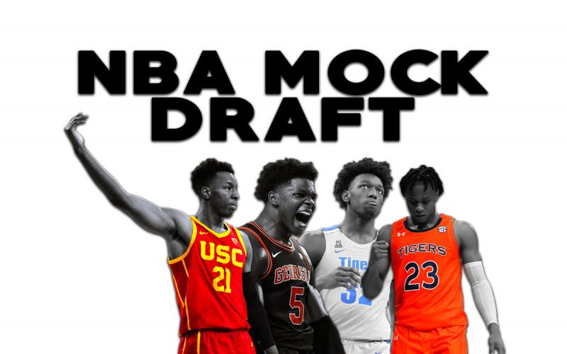 2020 NBA Mock Draft: Vol. 1