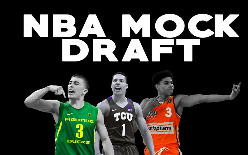 2020 NBA Mock Draft: Vol. IV