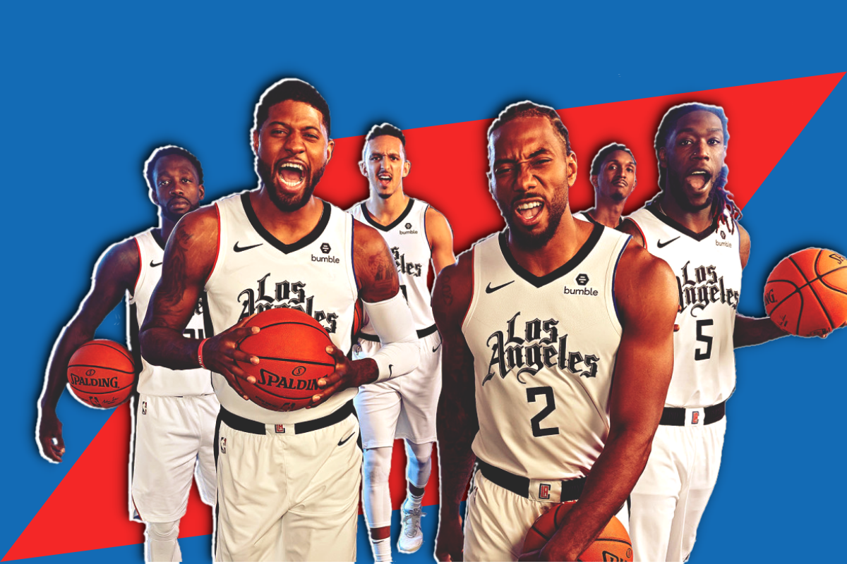 Los Angeles Clippers City Jerseys