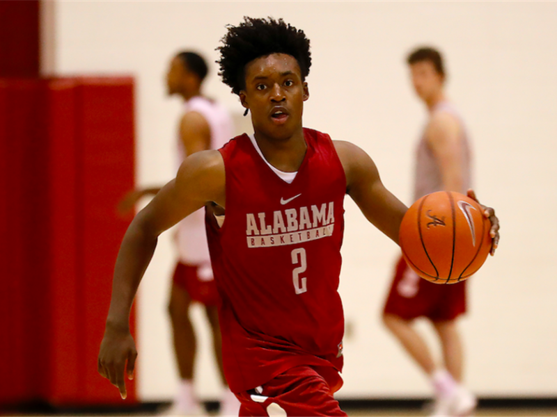 Is Collin Sexton the next young ball-handler in the NBA?