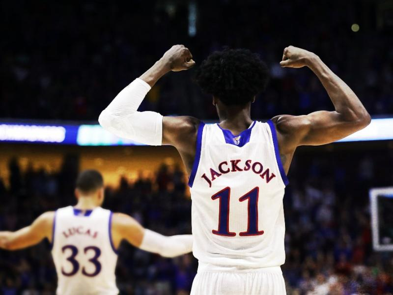 Josh Jackson's stock is climbing in a hurry