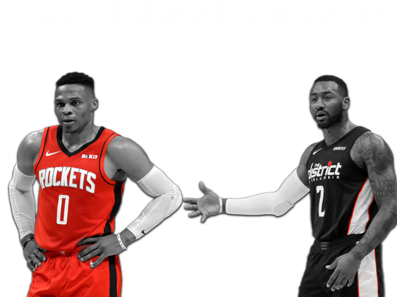 John Wall & Russell Westbrook Trade